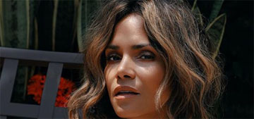 Halle Berry felt sexiest pregnant, 'the hormones made me feel amazing'