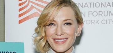 Cate Blanchett's four kids keep her humble: They 'tolerate zero navel-gazing'
