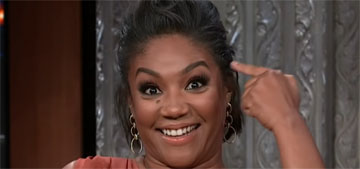 Tiffany Haddish: John Mayer told me if I liked a celebrity to just say I was dating them