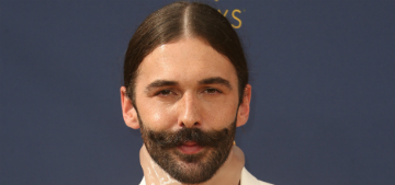 Jonathan Van Ness adopted two kittens from the SPCA