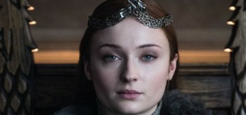 Sophie Turner: 'Bran might be the perfect person for the job' of king