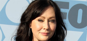Shannen Doherty on cancer: 'Your body never fully bounces back, I'm critical of myself'