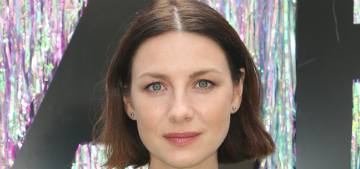 Caitriona Balfe married music producer Tony McGill over the weekend in England