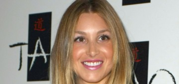 Whitney Port refused to have a one night stand with Leonardo DiCaprio