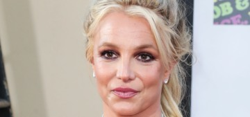 Britney Spears spent $6000 on a pair of Louboutins she's never worn, and…??