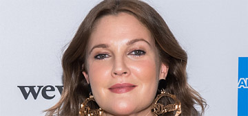 Drew Barrymore is shooting a talk show pilot for CBS, will it get picked up?