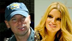 Kenny Chesney says he didn't break up Jessica Simpson and Tony Romo