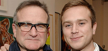 Robin Williams' son Zak taught financial literacy in prison to cope after his dad's death
