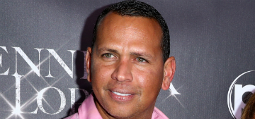Alex Rodriguez uses a fake Instagram account to follow his daughters