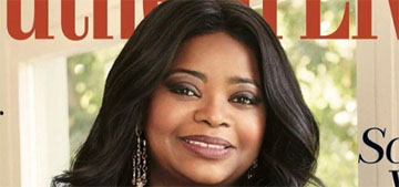 Octavia Spencer: 'I love when people say bless your heart, it's just so loaded'