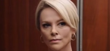 Charlize Theron is frighteningly accurate as Megyn Kelly in the 'Bombshell' trailer