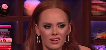 Kathryn Dennis of Southern Charm admits drinking after 3 years: never a good idea?