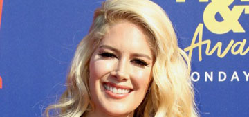 How long can you listen to Heidi Montag's new song?