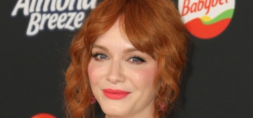 Christina Hendricks' hand is the hand on the iconic 'American Beauty' poster