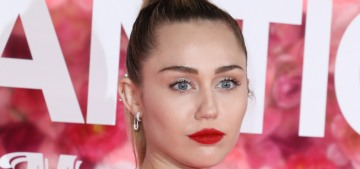 Miley Cyrus will get custody of the dogs, cats, horses & pig she shared with Liam