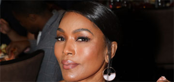 Angela Bassett, 61, has only had a little Botox twice: 'I still need to express myself'