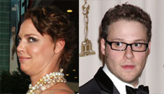 Seth Rogen and Judd Apatow bust Katherine Heigl's chops