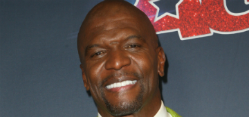Terry Crews: 'You can't love someone and control them at the same time'