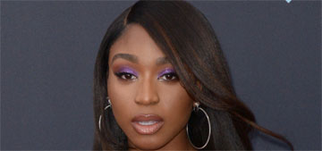 Normani is going to be the next big thing, did you see her moves at the VMAs?