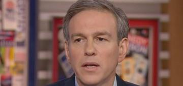 NYT columnist Bret Stephens tried to get a professor fired for calling him a 'bedbug'