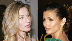 "Bridget Moynahan gives ""mothering advice"" to pregnant Gisele Bundchen"