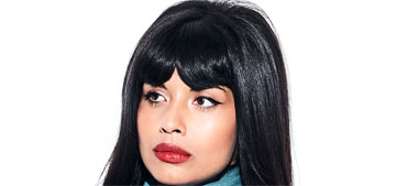 Jameela Jamil to the Kardashians: Stop selling laxatives and I'll back off