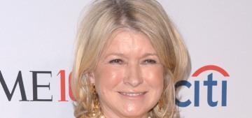 Martha Stewart throws some artful shade: 'I don't follow Goop'