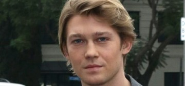 Joe Alwyn is great for Taylor Swift because he doesn't mind that she has opinions