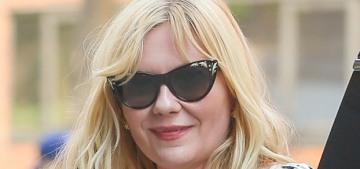 Kirsten Dunst: 'I've never been recognized in my industry, I always feel like nobody'