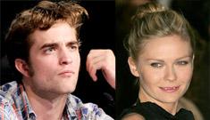 Kirsten Dunst is sending Robert Pattinson sexy texts, wants Eclipse role
