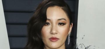 Constance Wu on her social media tantrum: 'I'm dramatic. I'm emotional'