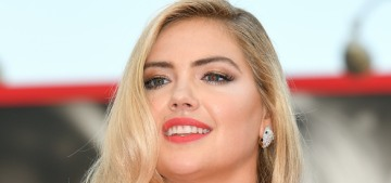 Kate Upton in Twinset, with Bulgari jewels at the Venice Film Festival: great look?