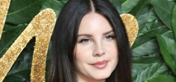 Lana del Rey talks Kanye West, Donald Trump & how she's a political centrist