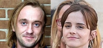 Emma Watson and Tom Felton are 'just good friends' and are not dating