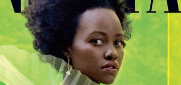 Lupita Nyong'o on the #MeToo era: 'I think there's also at times an oversensitivity'
