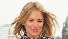 Sienna Miller: I wash my face with shampoo & love the 'worst dressed' outfits