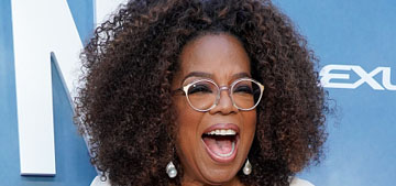 Oprah is going on a nine-city wellness tour starting next year