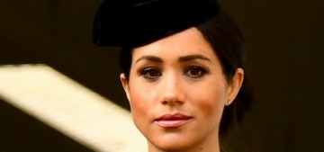 Prince Harry & Meghan decided to snub the Queen & not visit Balmoral this year