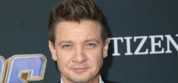 Jeremy Renner shut down his app due to trolls impersonating him