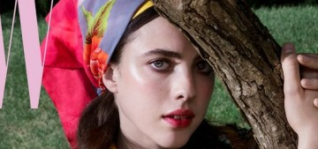 Margaret Qualley: 'I don't like to show any skin. I save that for movies'