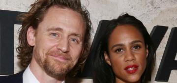 Tom Hiddleston 'really has fallen' for Zawe Ashton, 'he's ready to settle down'