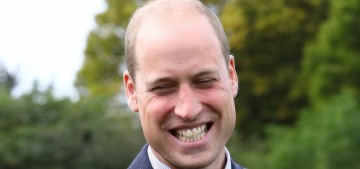 Prince William on racism (in *just* football): 'I'm fed up with it.  I'm so bored of it'