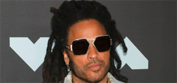 Lenny Kravitz's foundation is helping in the Bahamas: 'We've never seen anything like this'