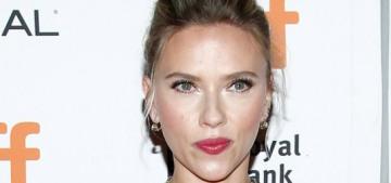 Scarlett Johansson in Rodarte at the TIFF 'Jojo Rabbit' premiere: cute or blah?