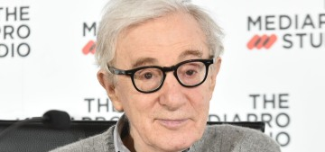 Woody Allen on being shunned from Hollywood: 'I couldn't care less'