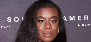 Uzo Aduba talks to her mom every day, how often do you call your mom?