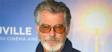 Pierce Brosnan changes his position on whether a woman should star as Bond