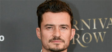 Orlando Bloom turned down SNL years ago due to his dyslexia