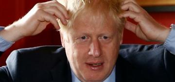 Boris Johnson took one more big loss just before he shut down Parliament
