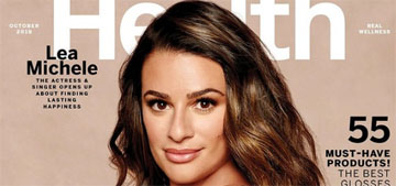 Lea Michele on her metabolism: 'Toward my 30th birthday, everything just halted'